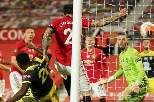 Hasil Man United Vs Southampton, Tren Kemenangan Setan Merah Mandek