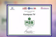 Dinilai Sukses Gelar Konser Amal, KompasTV Raih Marketing Sustainability Brand