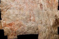 Lukisan Dinding Tertua Ada di Gua Kalimantan, Bentuknya Mirip Banteng