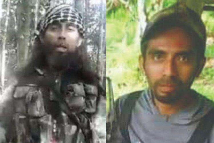 Ali Kalora alias Ali Ahmad, sebelah kiri adalah foto lamanya, dan sebelah kanan adalah foto barunya