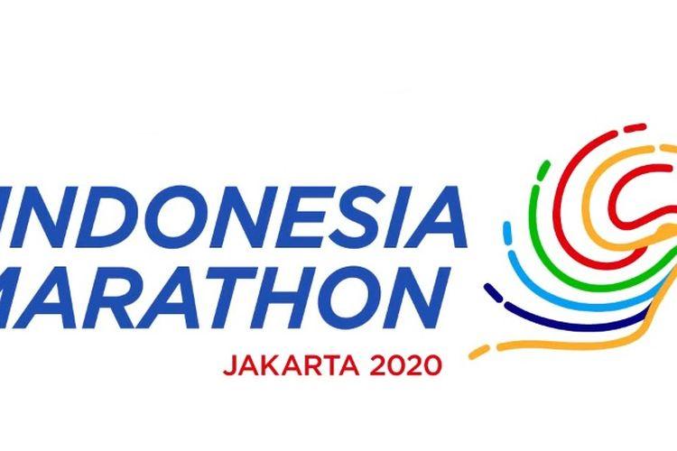 Logo Indonesia Marathon 2020