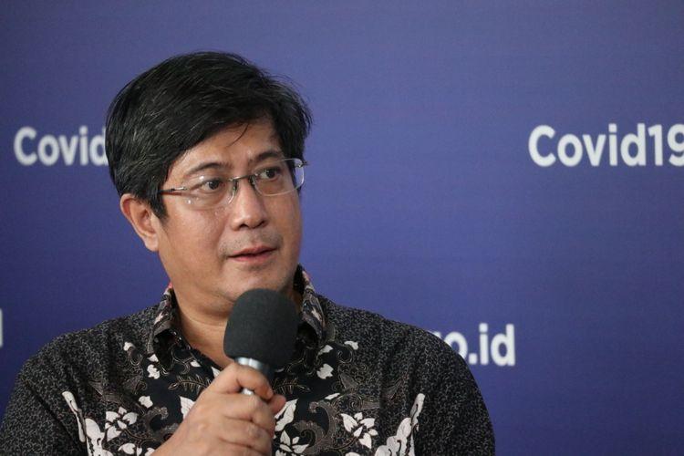 Kepala Dinas Penanaman Modal dan Pelayanan Terpadu Satu Pintu (DPMPTSP) Provinsi DKI Jakarta Benni Aguscandra