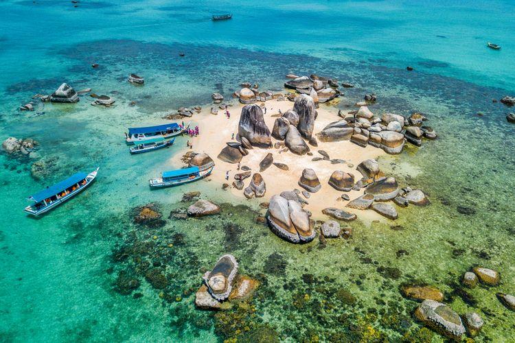Pulau Batu Berlayar.