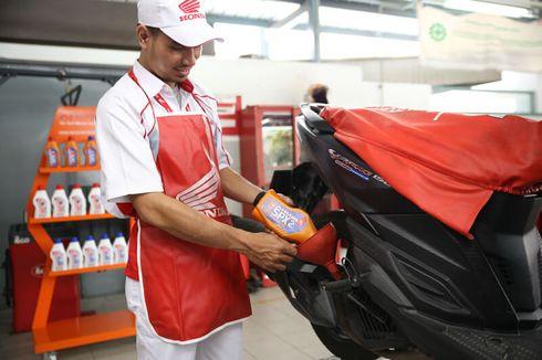 Honda Pertimbangkan Sediakan Oli Takaran 650 ml buat BeAT
