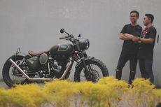 Melihat Koleksi Motor Custom Gibran, Wali Kota Solo Terpilih