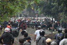 Polisi: Ada Pelajar SD yang Diamankan Saat Ricuh Demo Tolak UU Cipta Kerja di Bandung