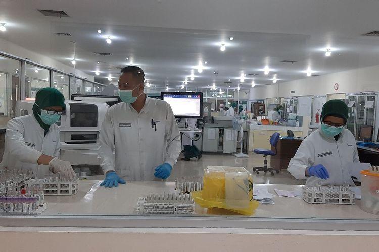 Laboratorium RSUP Kariadi Semarang