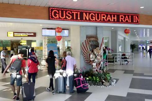 Terdampak Abu Vulkanik Gunung Agung, Bandara Ngurah Rai Ditutup