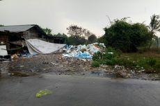 Pembakaran Limbah di Sindang Jaya Sudah Jadi Mata Pencaharian Warga