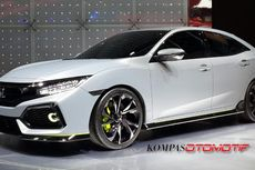 Civic Hatchback Turbo Pertegas Citra Honda