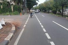 Cara Aman Mengendarai Kendaraan di Antara Pengguna Sepeda