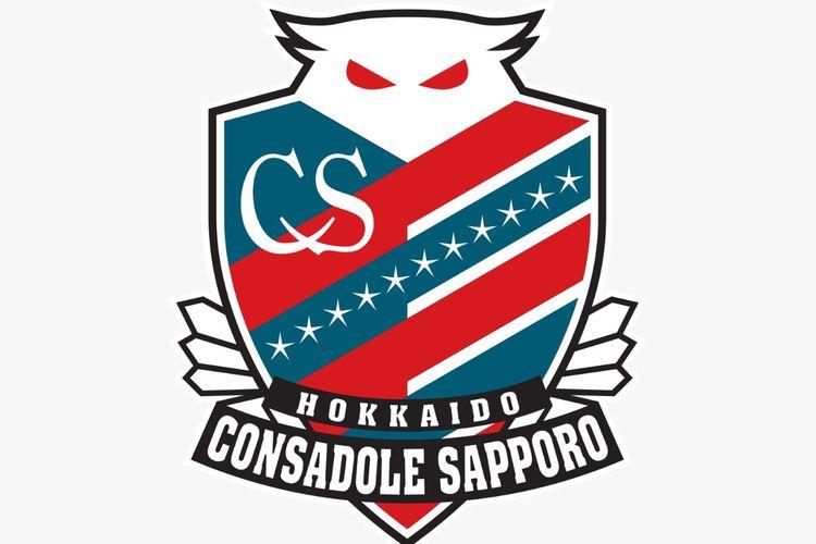 Logo Hokkaido Consadole Sapporo.
