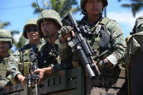 Kelompok Milisi Serang Markas Tentara Filipina, Kocar-kacir Setelah Dibalas Tembakan