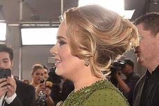 Terungkap di Panggung Grammy, Adele Sudah Menikah