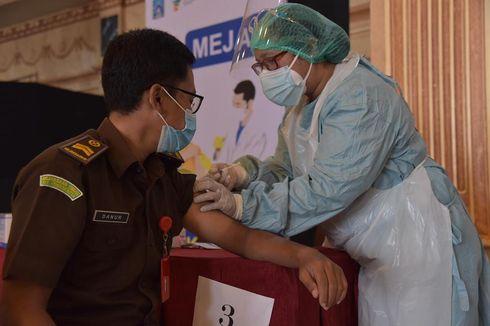 Agar Tak Ada yang Takut, Pemkab Sleman Gelar Vaksinasi Massal di Mal