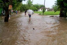 Banjir Landa Madiun, 86 Rumah Terendam, Satu Roboh