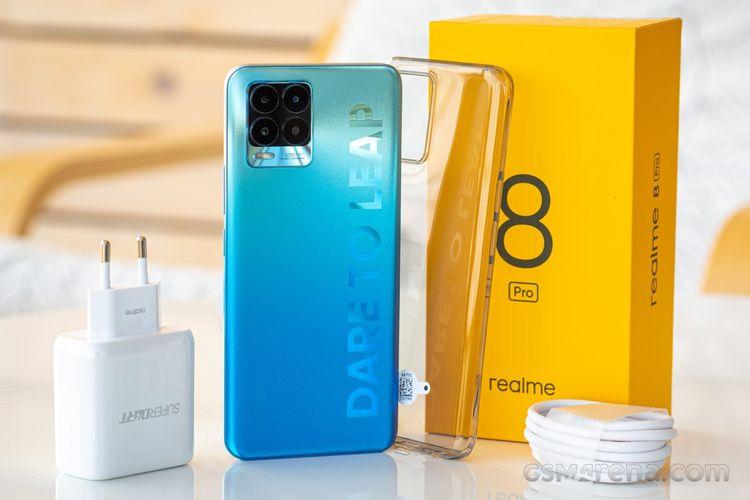 Realme 8 Pro Series