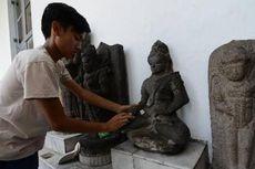 Museum Nasional Pamerkan Patung Buddha Tertua