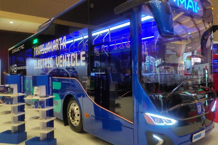 Pameran Busworld resmi dibuka, Rabu (20/3/2019). Pameran ini berlangsung di JI EXpo Kemayoran dan menampilkan bus model terbaru dan tercanggih serta bus model lawas