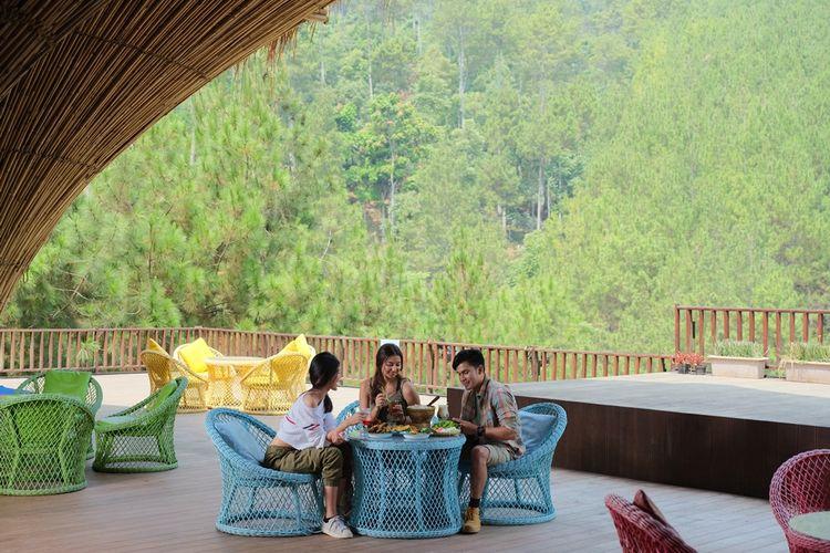 The Lodge Maribaya, Jawa Barat DOK. Thelodgemaribaya.com