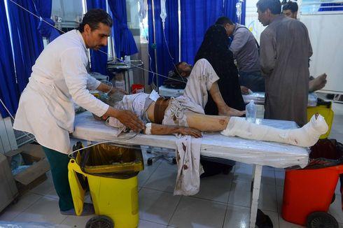 Bus Penumpang Tabrak Bom Milik Taliban, 28 Orang Tewas