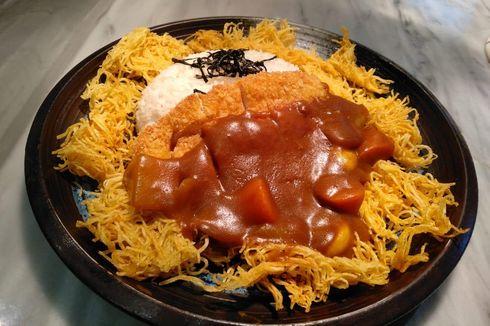 Makan Siang ala Jepang, Coba Resep Chicken Katsu Saus Kari Jepang