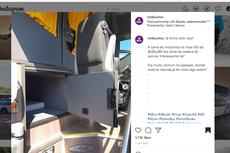 Posisi Kandang Macan pada Bus, Ada Juga yang di Kolong Dek