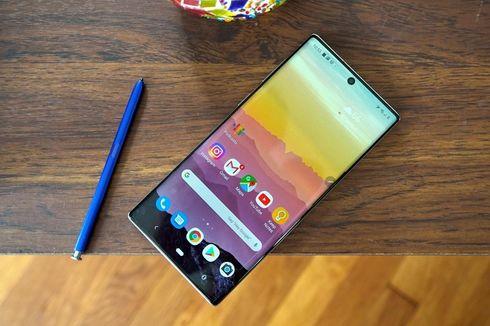 Samsung Galaxy Note 10 Lite Resmi Dijual di Indonesia, Harga Rp 8,2 Juta