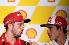 Kabar Terbaru, Dovizioso Siap Gantikan Marc Marquez