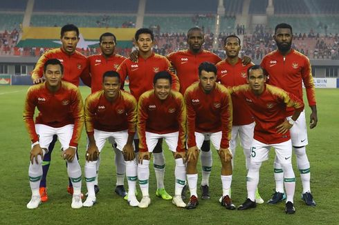 Prediksi Line-up Timnas Indonesia Vs Vanuatu, Mengukur Kekuatan Garuda
