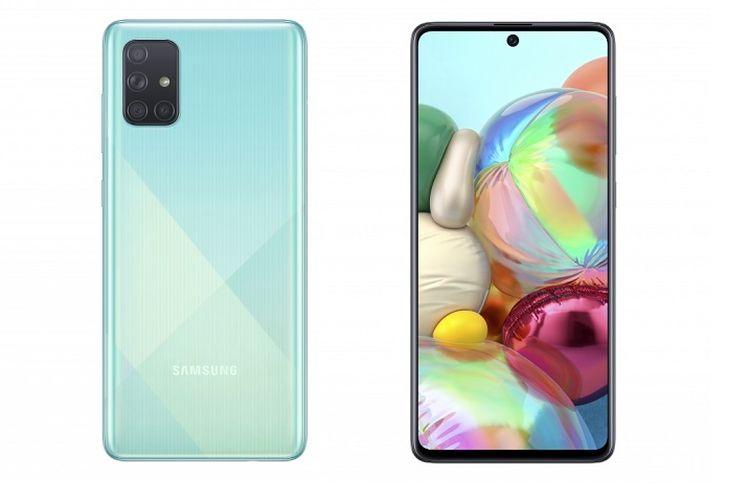 Harga Dan Spesifikasi Lengkap Samsung Galaxy A51 Di Indonesia