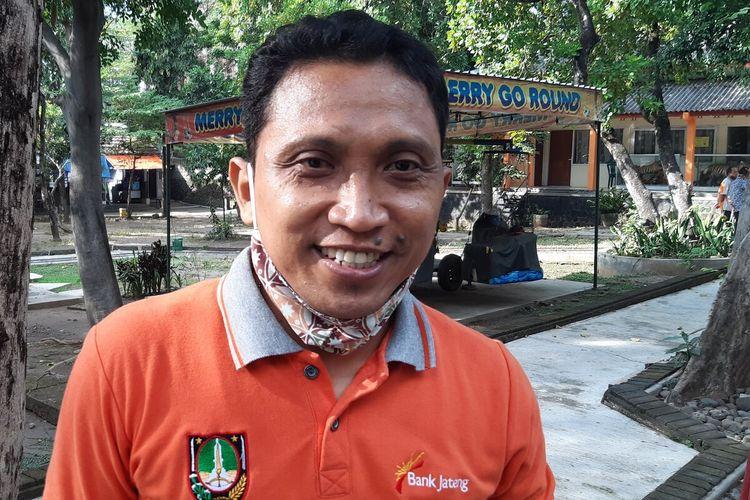 Sekretaris Kelurahan Sumber, Winarno ditemui di Solo, Jawa Tengah, Kamis (19/6/2020).