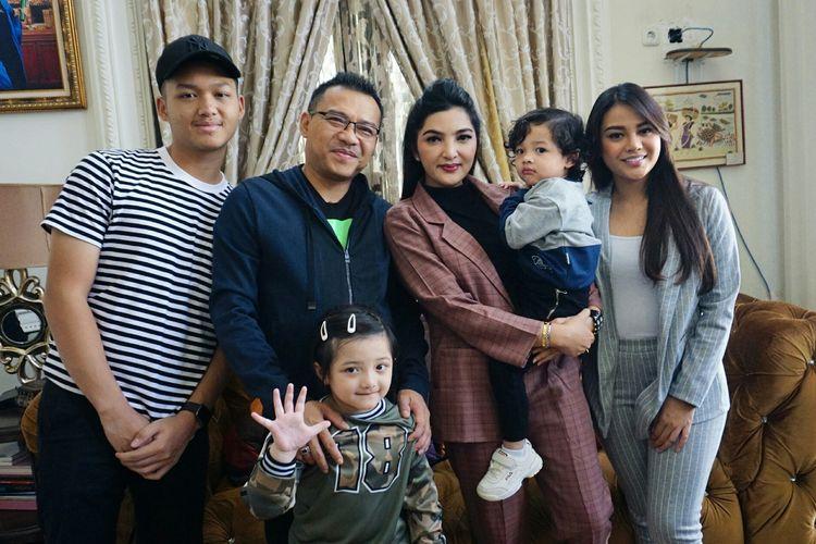 Bantah Anang dan Aurel Hermansyah, Ashanty: Keluarga Ini Enggak Suka Mandi  Halaman all - Kompas.com