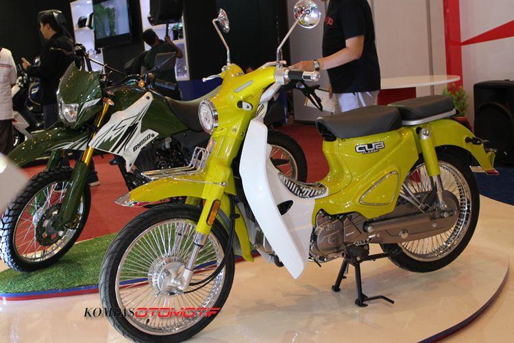SYM Classic Cub, pesain Honda Super Cub C125
