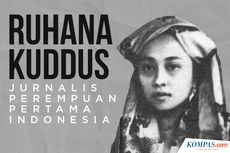 INFOGRAFIK: Mengenal Ruhana Kuddus, Penerima Gelar Pahlawan Nasional 2019