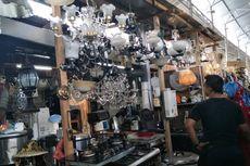 Sepenggal Kisah Kejayaan Pasar Poncol, Surganya Barang Loak