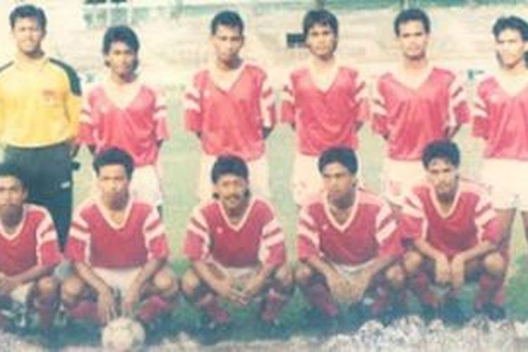 Tim nasional Indonesia Sea Games 1991