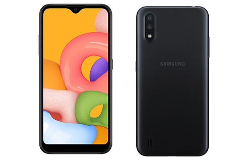 Ponsel Murah Samsung Galaxy A01 Resmi Dirilis, Andalkan Memori Besar