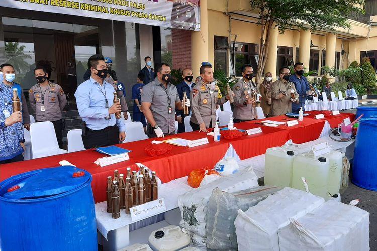 Madu khas Banten palsu dapat menyebabkan kematian