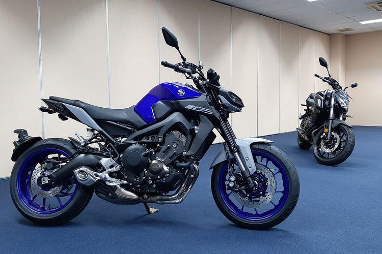 Yamaha Indonesia luncurkan MT-07 dan MT-09