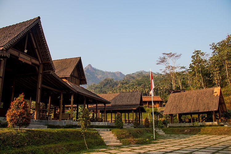 Balai Ekonomi Desa (Balkondes) Giritengah, Borobudur.