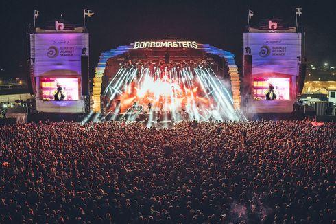 Hampir 5.000 Kasus Covid-19 Muncul Setelah Berlangsung Festival Musik dan Selancar Cornwall dengan Puluhan Ribu Peserta