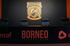 Tokoh Kartun Bernama Apui Milik Borneo FC Ucapkan Selamat Hari Raya Idul Fitri