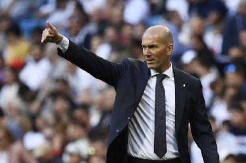 Atletico Vs Madrid, Zidane Sebut Timnya Miskin Kreativitas