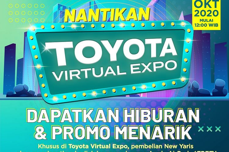 Toyota Virtual Expo 2020