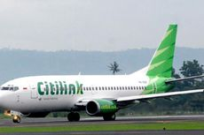 28 Februari, Citilink Naikkan Harga Tiket Pesawat