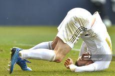 Gareth Bale Tiduran Saat Timnya Berjuang di Laga Real Madrid Vs Alaves