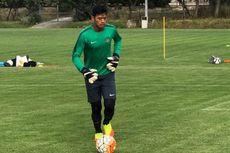 Persaingan Sehat Tiga Kiper Timnas U-23 dalam Perebutan Posisi