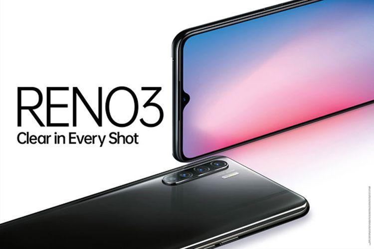 OPPO Reno3