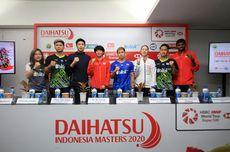 70 Persen Tiket Indonesia Masters 2020 Dijual di Istora Senayan